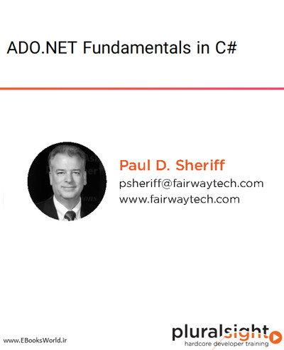دوره ویدیویی ADO.NET Fundamentals in C#