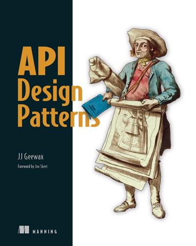 کتاب API Design Patterns