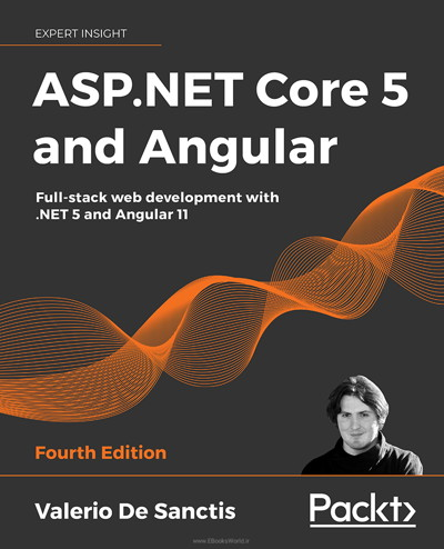 کتاب ASP.NET Core 5 and Angular, 4th Edition