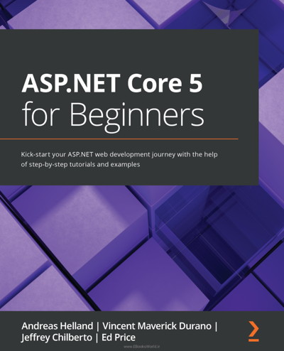 کتاب ASP.NET Core 5 for Beginners