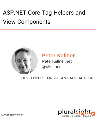 دوره ویدیویی ASP.NET Core Tag Helpers and View Components