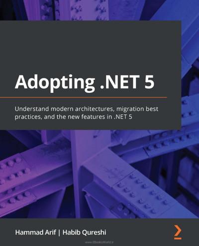کتاب Adopting .NET 5