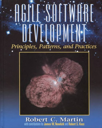کتاب Agile Software Development, Principles, Patterns, and Practices, 2002 Edition