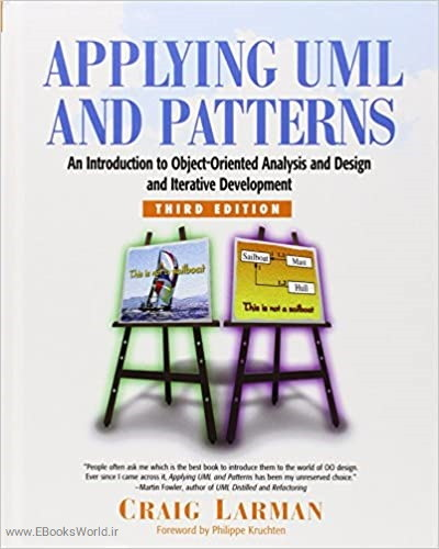 کتاب Applying UML and Patterns 3rd Edition