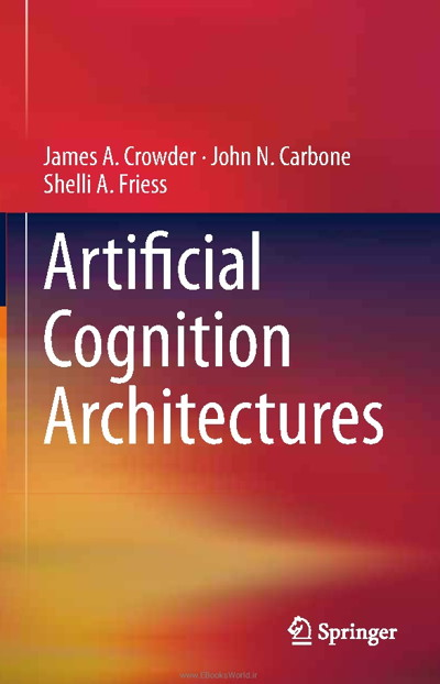 کتاب Artificial Cognition Architectures 2014th Edition