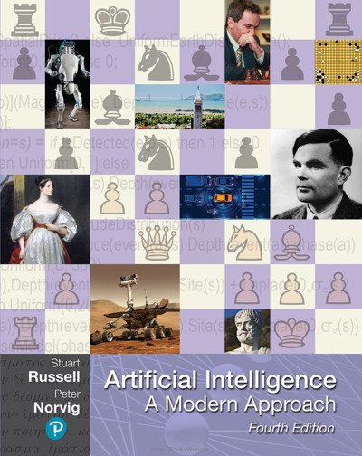 کتاب Artificial Intelligence: A Modern Approach, 4th Edition