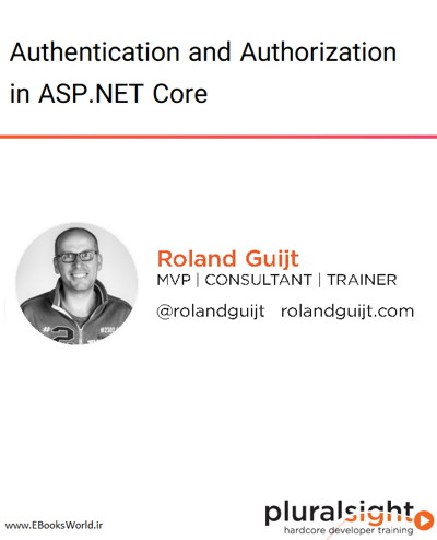 دوره ویدیویی Authentication and Authorization in ASP.NET Core