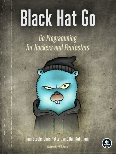 کتاب Black Hat Go: Go Programming For Hackers and Pentesters