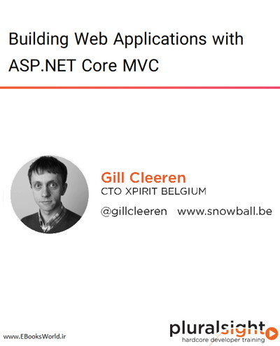 دوره ویدیویی Building Web Applications with ASP.NET Core MVC