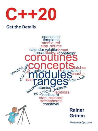 کتاب C++20: Get the Details