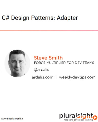 دوره ویدیویی C# Design Patterns: Adapter