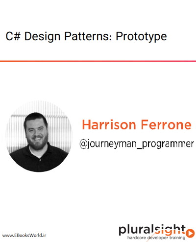 دوره ویدیویی C# Design Patterns: Prototype