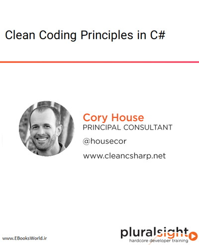 دوره ویدیویی Clean Coding Principles in C#
