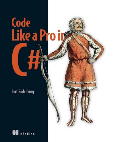 کتاب Code like a Pro in C#