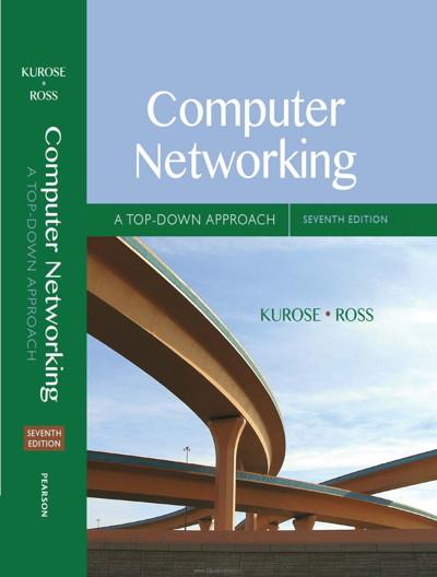 کتاب Computer Networking: A Top-Down Approach, 7th Edition