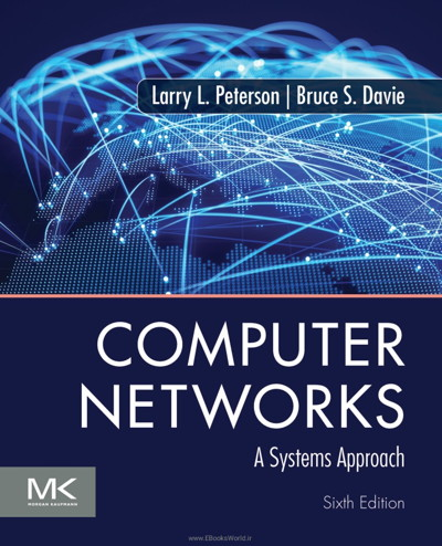 کتاب Computer Networks: A Systems Approach, 6th Edition