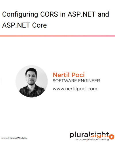 دوره ویدیویی Configuring CORS in ASP.NET and ASP.NET Core