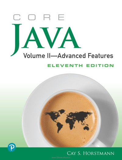 کتاب Core Java, Volume II–Advanced Features, 11th Edition