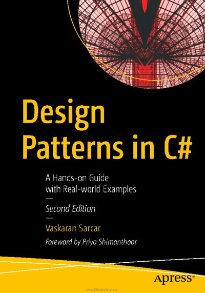 کتاب Design Patterns in C#, 2nd Edition