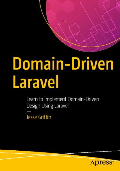کتاب Domain-Driven Laravel