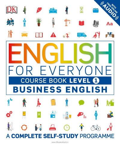 کتاب English for Everyone Business English Course Book Level 1
