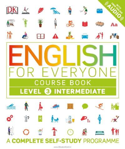 کتاب English for Everyone Course Book Level 3 Intermediate