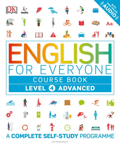 کتاب English for Everyone Course Book Level 4 Advanced