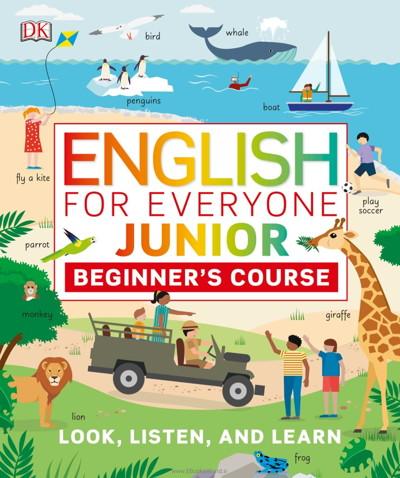 کتاب English for Everyone Junior: Beginner's Course