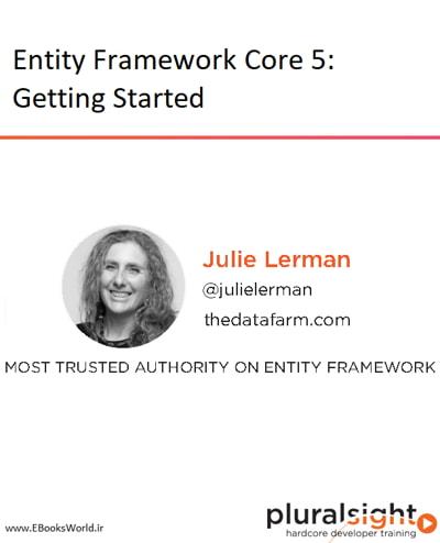دوره Entity Framework Core 5: Getting Started