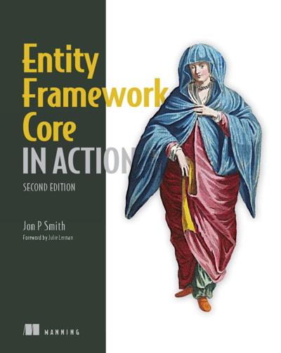 کتاب Entity Framework Core in Action, Second Edition