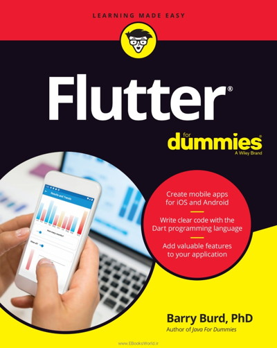 کتاب Flutter For Dummies