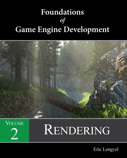 کتاب Foundations of Game Engine Development, Volume 2: Rendering
