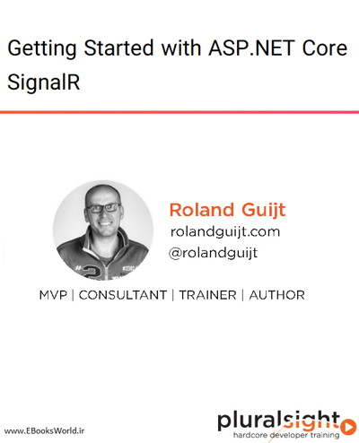 دوره ویدیویی Getting Started with ASP.NET Core SignalR