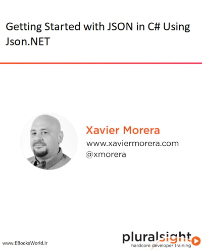 دوره ویدیویی Getting Started with JSON in C# Using Json.NET