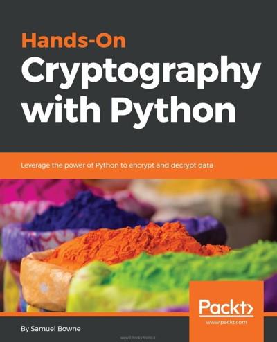 کتاب Hands-On Cryptography with Python
