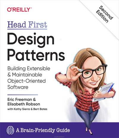 کتاب Head First Design Patterns, 2nd Edition