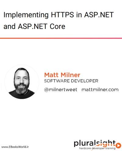 دوره ویدیویی Implementing HTTPS in ASP.NET and ASP.NET Core