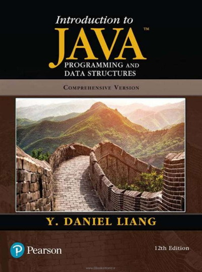 کتاب Introduction to Java Programming and Data Structures, Comprehensive Version, 12th Edition