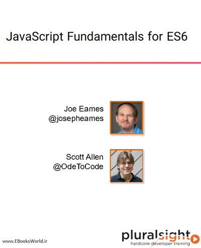 دوره ویدیویی JavaScript Fundamentals for ES6