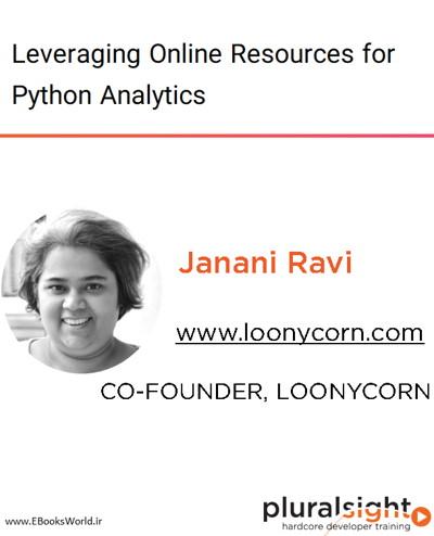 دوره ویدیویی Leveraging Online Resources for Python Analytics
