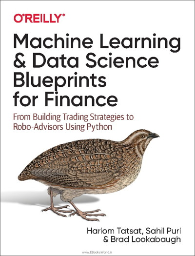 کتاب Machine Learning and Data Science Blueprints for Finance