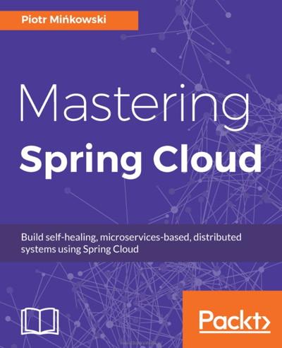 کتاب Mastering Spring Cloud