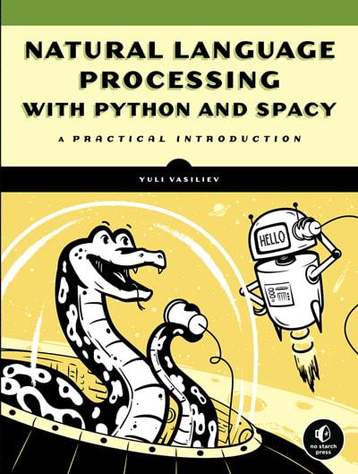 کتاب Natural Language Processing with Python and spaCy