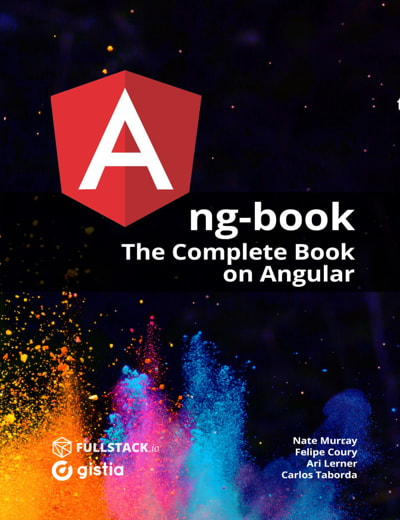 کتاب ng-book: The Complete Book on Angular 11
