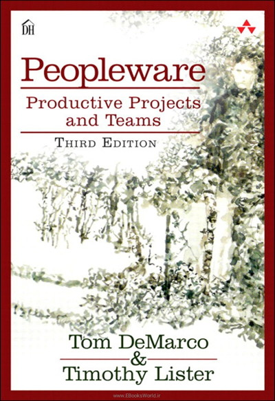 کتاب Peopleware: Productive Projects and Teams 3rd Edition