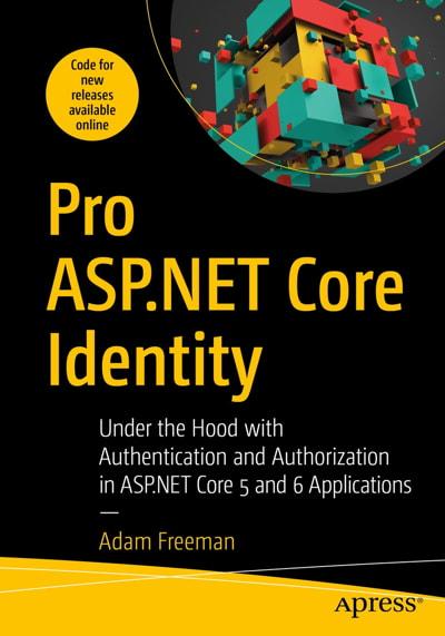 کتاب Pro ASP.NET Core Identity