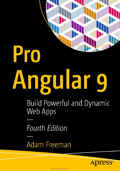 کتاب Pro Angular 9, 4th Edition