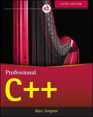 کتاب Professional C++, 5th Edition