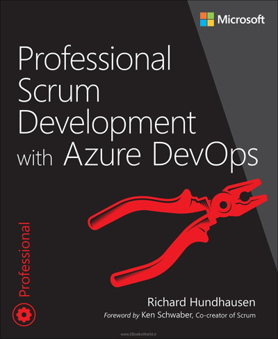 کتاب Professional Scrum Development with Azure DevOps