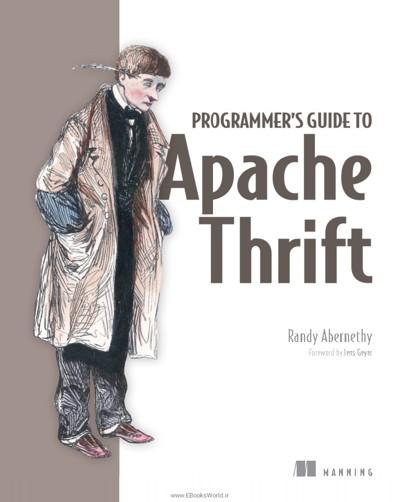 کتاب Programmers Guide to Apache Thrift